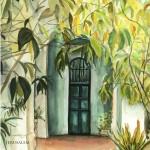 NEW Convent Door