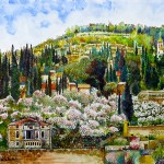 almond blossom's hill sm